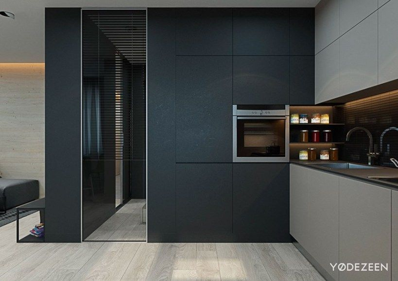 Find This Pin And More On Percy Road Kitchen By Cday0561. 5 Small Studio  Apartments With Beautiful Design