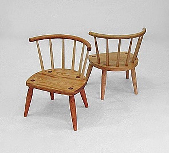 wood furniture chairs design standard koji katsuragi japan kids