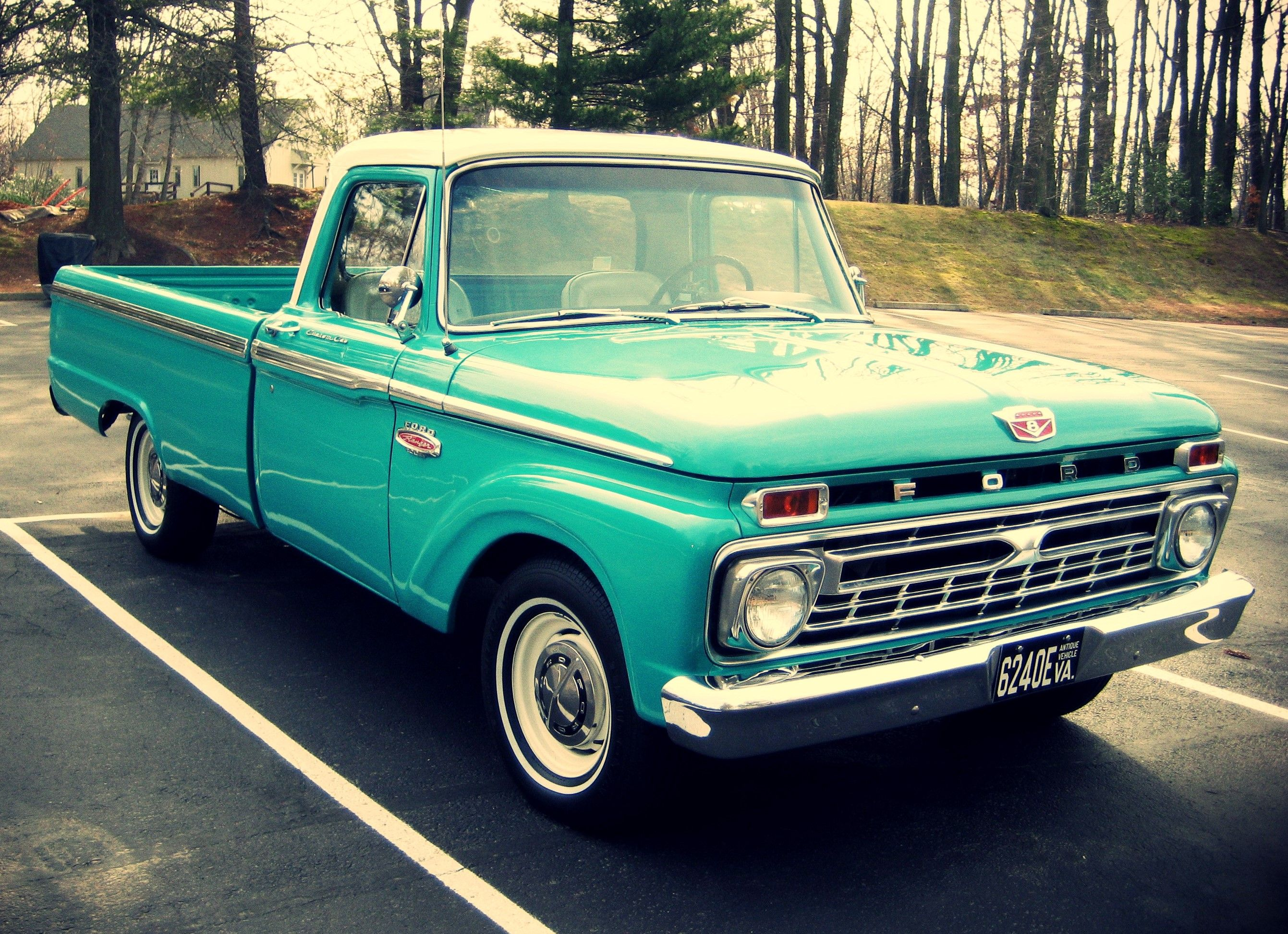 Ford Pickup | officially own a truck. A really old one. More photos ...