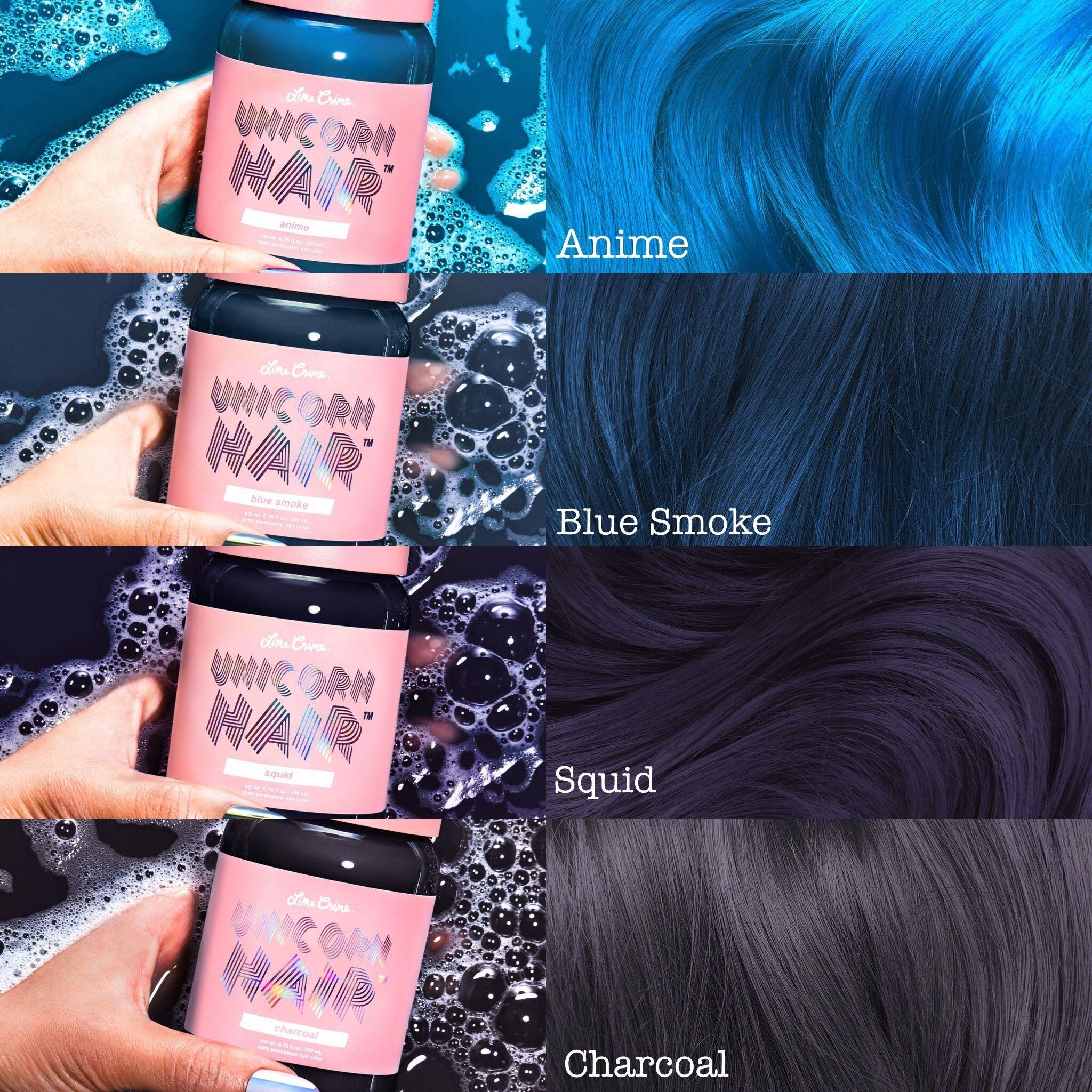 Lime Crime Unicorn Hair Full Coverage Unicornhair Unicorn In