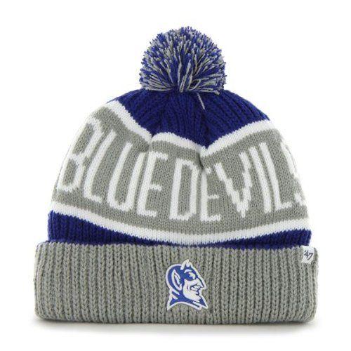 75f1676c2e5 Duke Blue Devils Gray Cuff