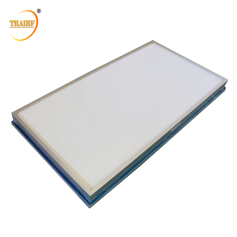 Gel Seal Hepa Air Filter used micro fiberglass material as