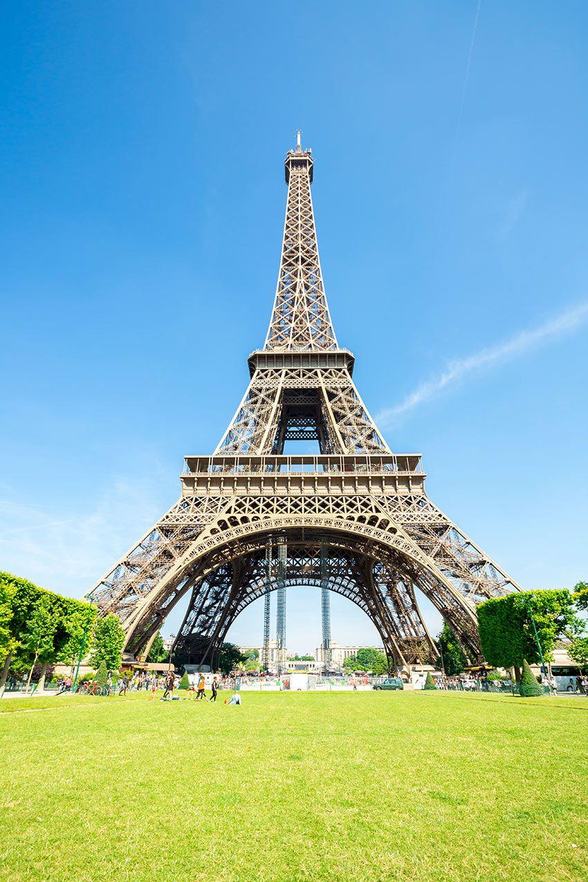Las Atracciones Turísticas Más Visitadas Del Mundo En Imágenes Francia Torre Eiffel Fotos Parisinas Torre Eifeel