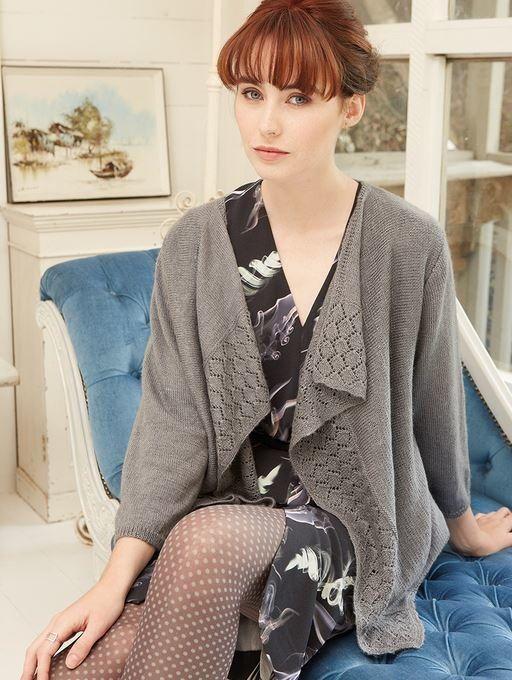 Ballari Knit Cardigan | Jacken, Stricken und Handarbeiten