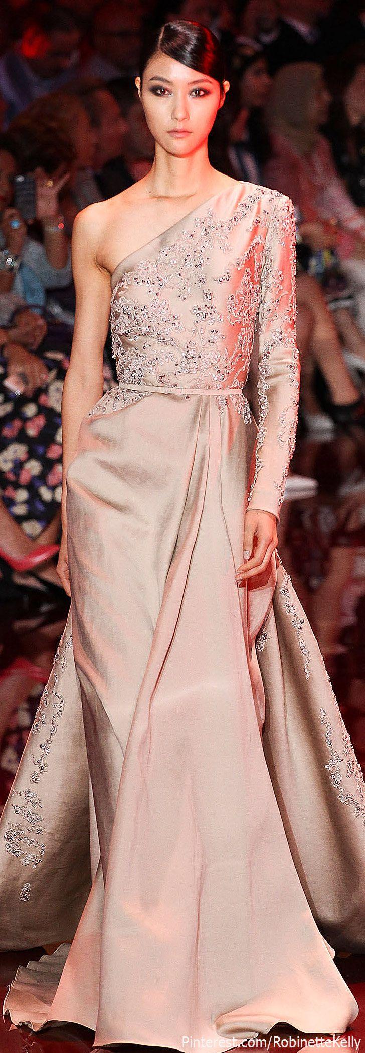 Elie Saab Haute Couture | F/W 2013 | ELIE SAAB | Pinterest ...