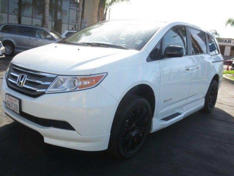 My 2012 Honda Odyssey Ex L With Braunability Conversion 2012 Honda Odyssey Honda Odyssey Car Dealership