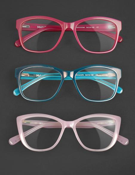 Nueva colección de gafas Mango. En exclusiva para Opticalia. Montature Per  Occhiali, Tagli 319e5f65c5