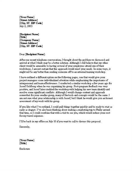 covering letter for training proposal covering letter example fowgugcf - Proposal Cover Letter