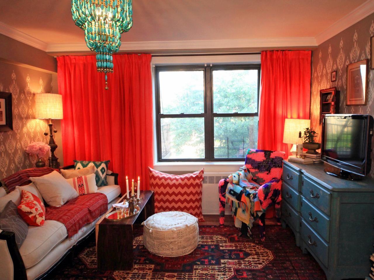 Genevieve Gorder\'s Best Designs   Turquoise chandelier, Genevieve ...