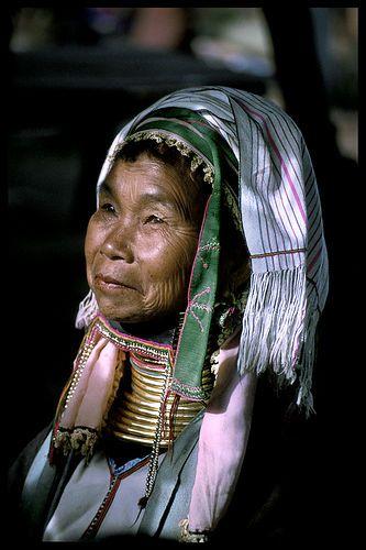 Paudong Portrait | Myanmar