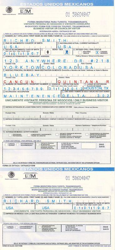 immigration form - Google 검색 | marine | Pinterest | Marines