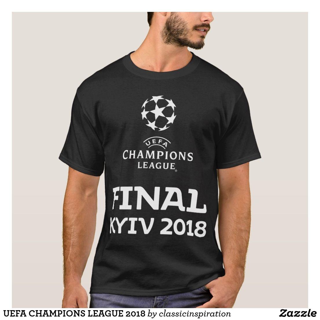 UEFA CHAMPIONS LEAGUE 2018 T-Shirt