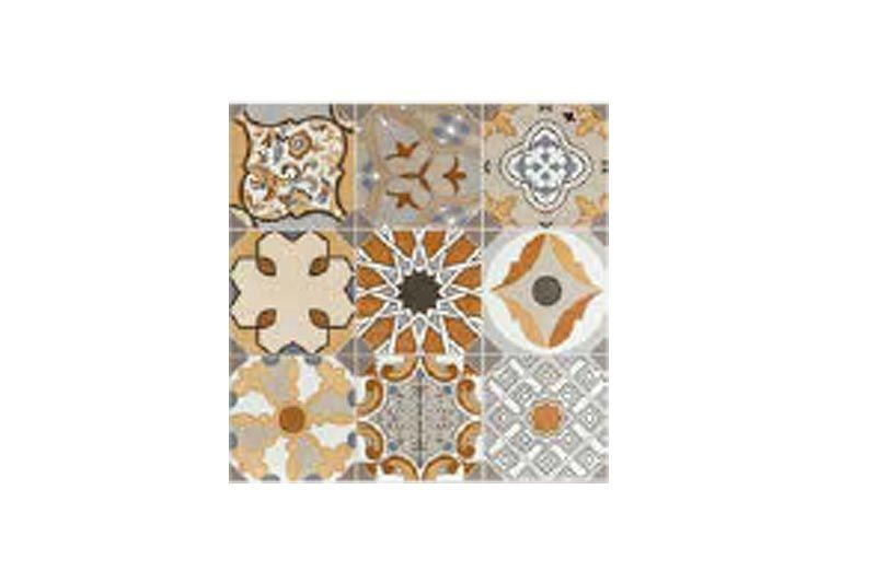 This on trend patterned tile is perfect as both a wall tile and ...