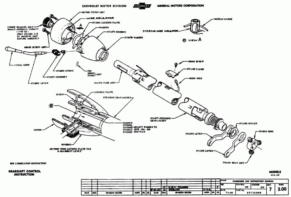 1989 Chevy Truck Steering Column Diagram And Chevy Impala Fuse Diagram Wiring Diagrams Folder In 2020 Chevy Trucks 1966 Chevy Truck Chevy Impala