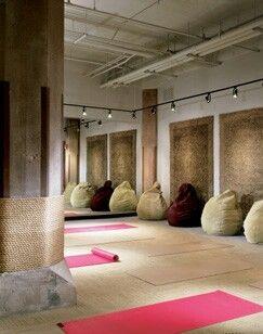 yoga meditation room design ideas  yoga studio design