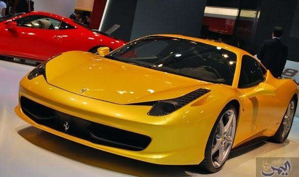 إيطاليا تستعد لتنظيم مزاد عالمي لبيع السيارات القديمة التاريخية Ferrari Ferrari Showroom Ferrari F12