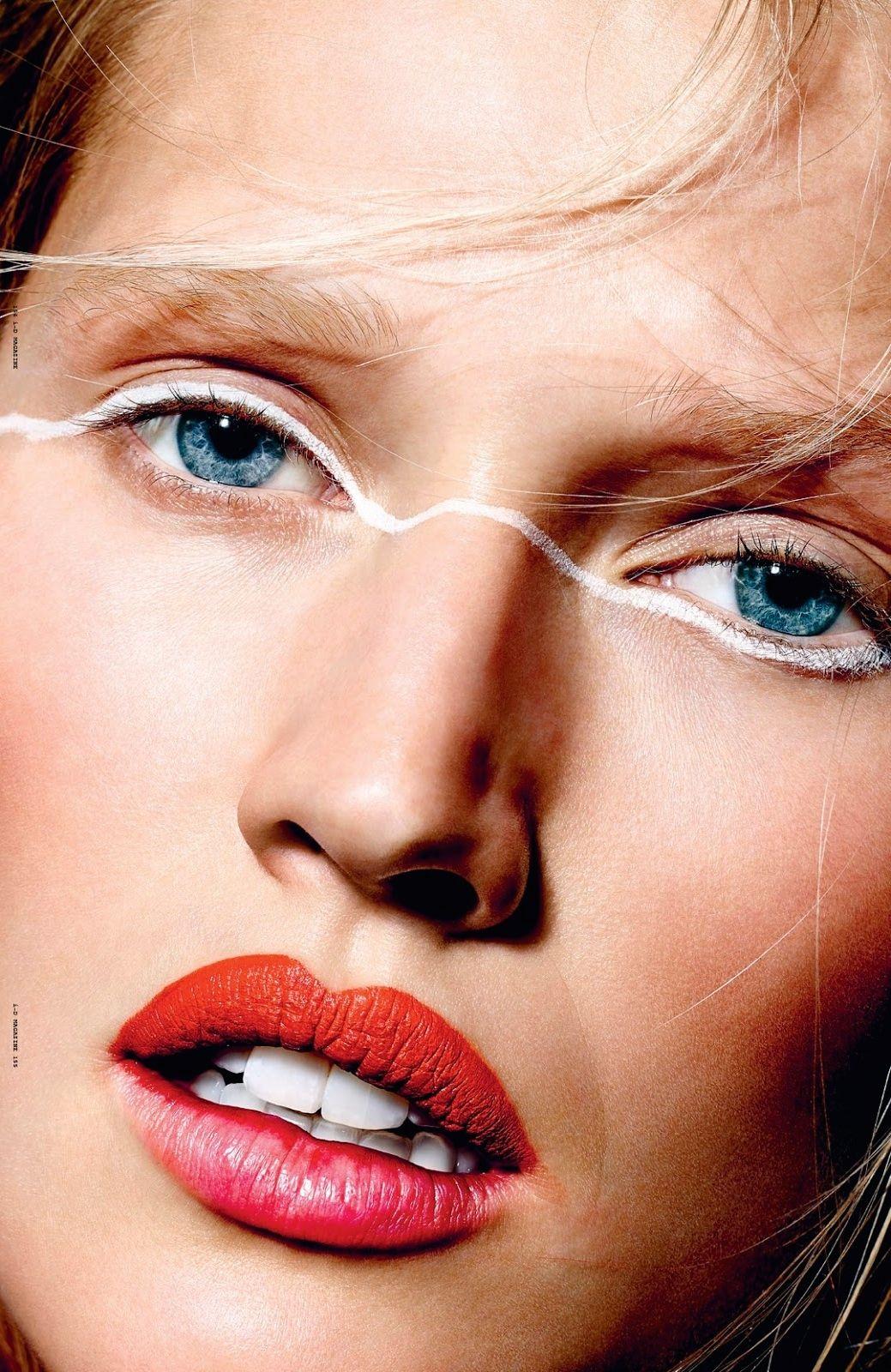 #ToniGarrn by #RichardBurbridge for #iDMagazine Winter 2014