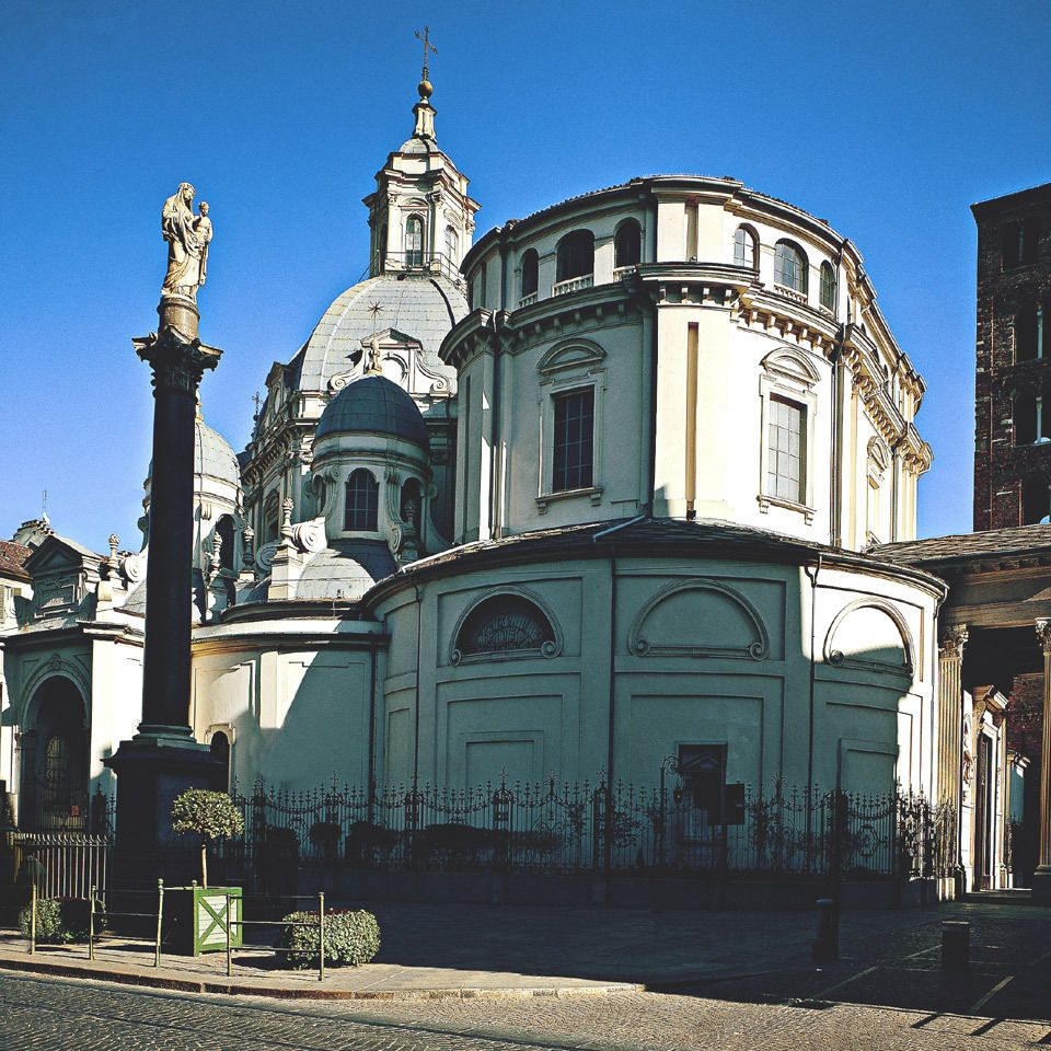 Santuario della Beata Vergine della Consolata a Torino | Info su storia, arte, liturgia e devozione sul sito web del progetto #cittaecattedrali