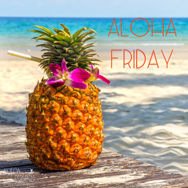 Image result for aloha friday images