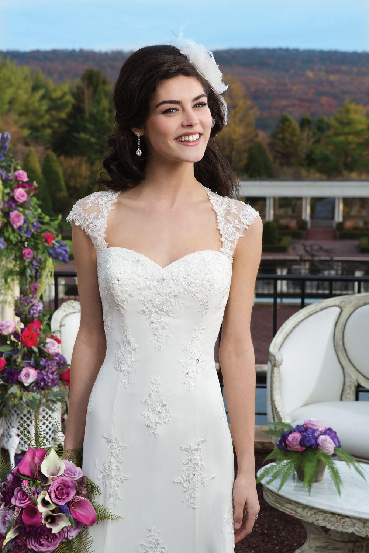 Sincerity 3802 cadence sold sample wedding dresses