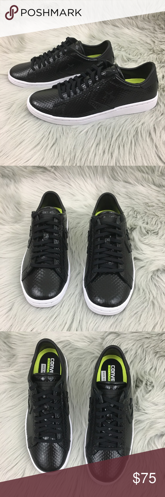 af5de072a948 New converse pro leather lp scale leather low top nwt