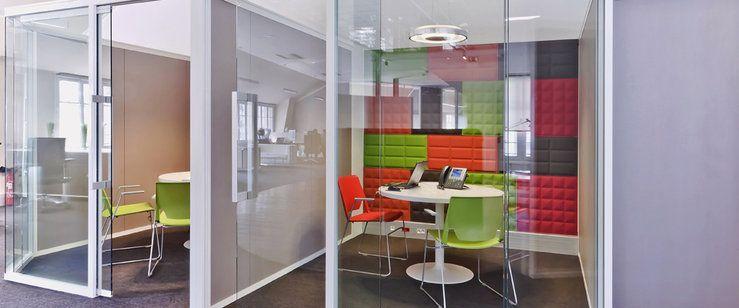 small meeting rooms - Paris / Haworth Showrooms / Spaces ...