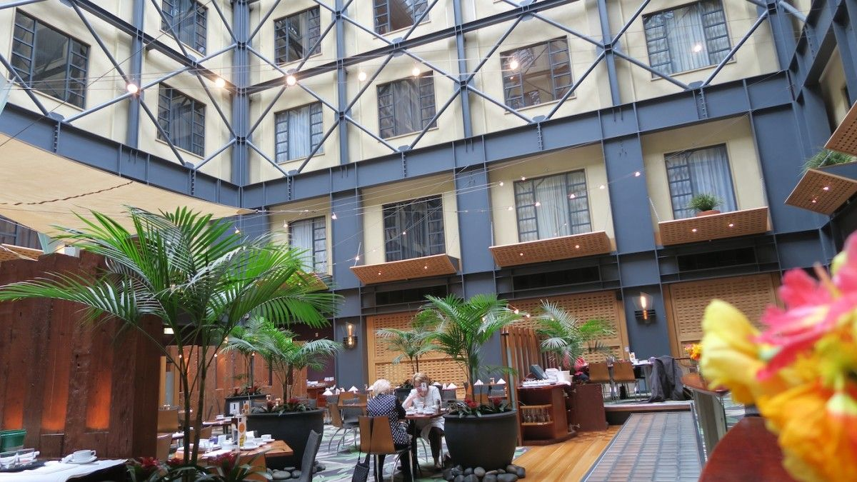New Zealand S Vegan Friendly Hotel Auckland Will Travel For Food
