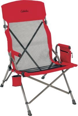 Cabela S High Back Ergo Chair Camping Chairs Cabelas Cabela S