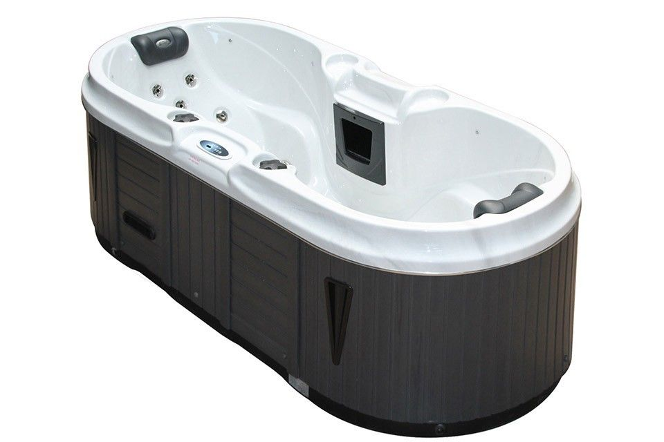 Indoor whirlpool 2 personen  Whirlpool Spa Bliss Outdoorspa für 2 Personen   SÜDELBIEN   Pinterest