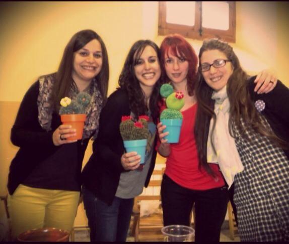 Tres cumpleañeras que ya tienen sus plantas para toda la vida!