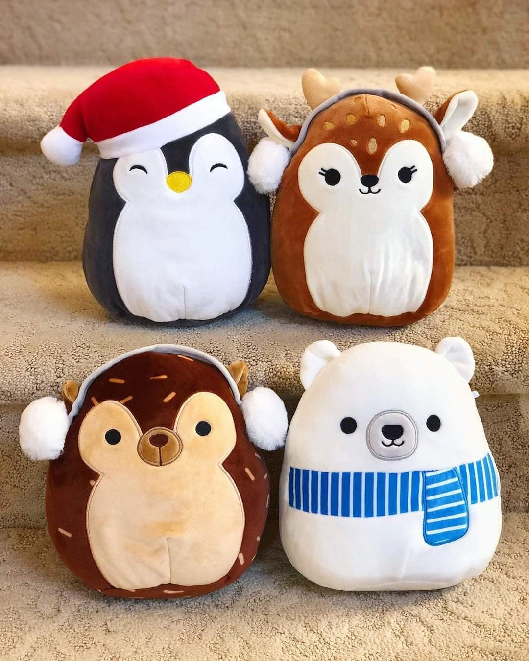 Squishmallows From Five Below Cute Stuffed Animals Cute Plush Plush Animals