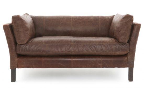 Enjoyable Nutshell Vintage Leather 3 Seat Sofa From Old Boot Sofas Ibusinesslaw Wood Chair Design Ideas Ibusinesslaworg