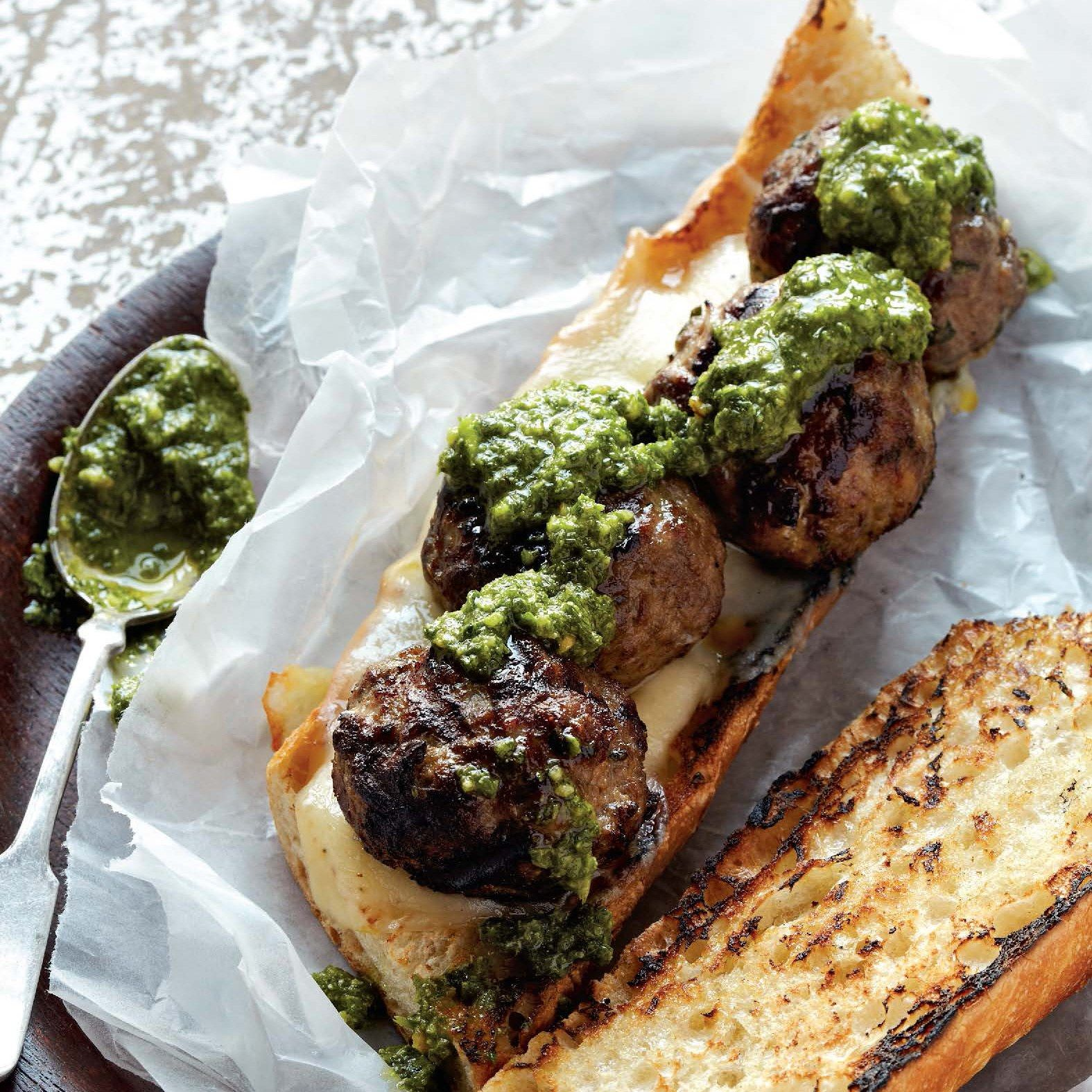 Our 31 Favorite Meatball Recipes Meatball Sandwich Grilled Meatballs Meatball Sandwich Recipes