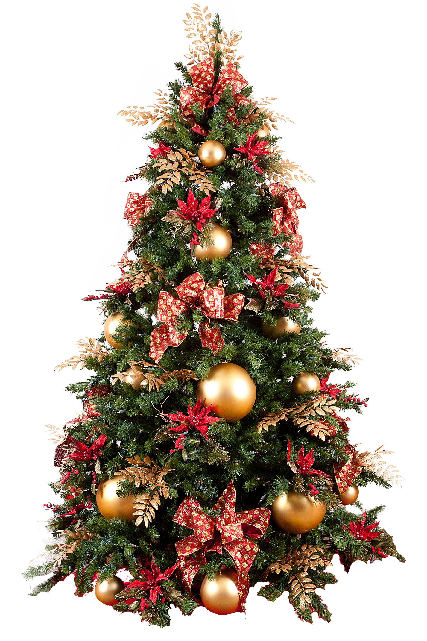 Christmas Tree With Presents Png Image Colorful Christmas Tree Christmas Tree Decorations Elegant Christmas Trees