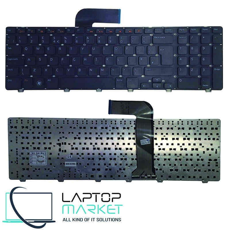 New Uk Keyboard For Dell Inspiron 5720