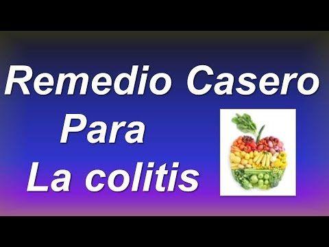 Remedio Casero Para La Colitis | Remedio para colon inflamado