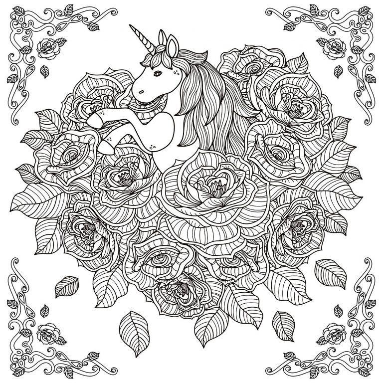 Coloriage Mandala Licorne A Imprimer Licorne Mandala Par Kchunga Idee Coloriage Mandala Licorne A Imprim Licorne Coloriage Coloriage Mandala Mandala Licorne