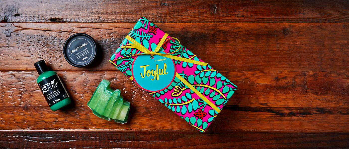 Joyful Gift Introducing three ways to get clean and cool