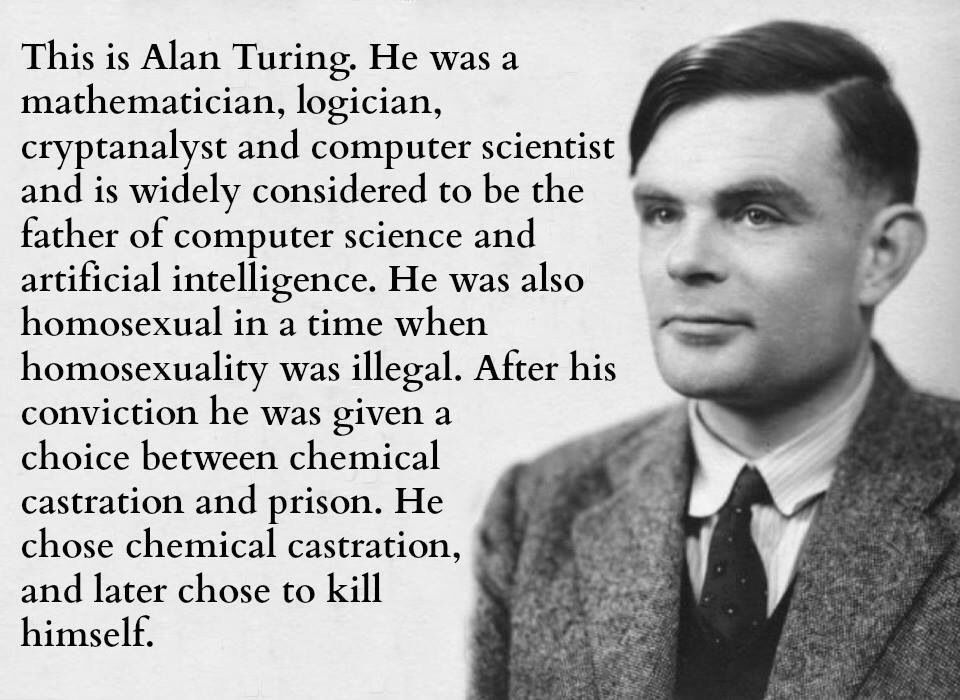 25+ best ideas about Father of computer science on Pinterest ...