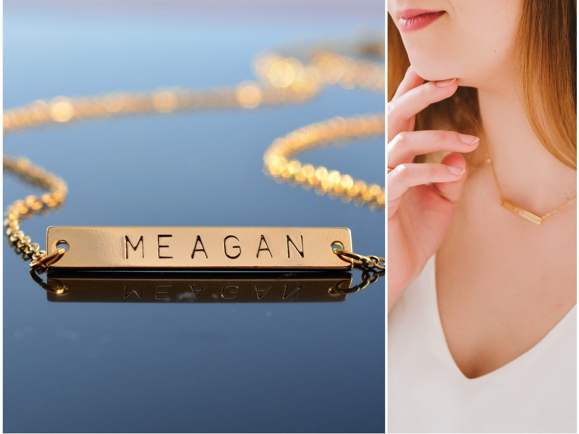 Personalized Gift for mom Mothers necklace: Childrens