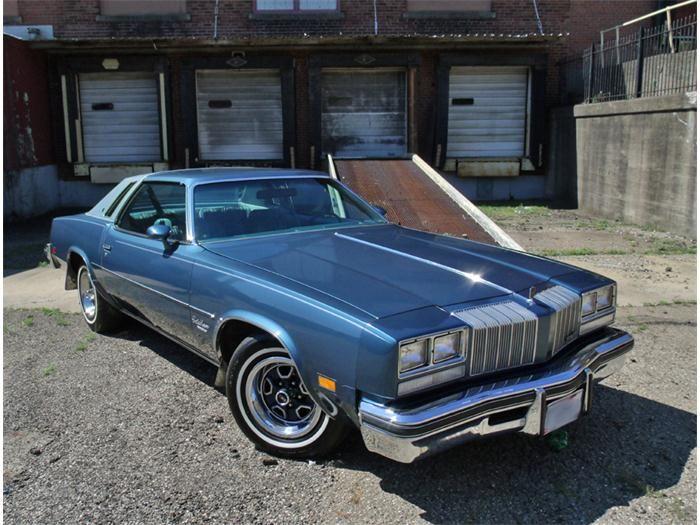 1977 Cutlass Supreme Y76  For Sale 1977 Oldsmobile Cutlass
