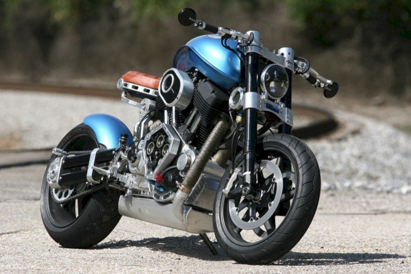 Confederate Hellcat Car Accident Lawyer Buell Cafe Racer