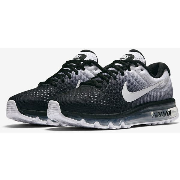 Nike Air Max 2017 Women's Running Shoe. Nike.com ($190) ❤ liked