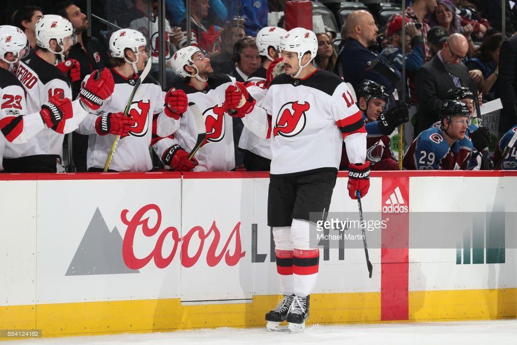 New Jersey Devils v Colorado Avalanche New jersey devils