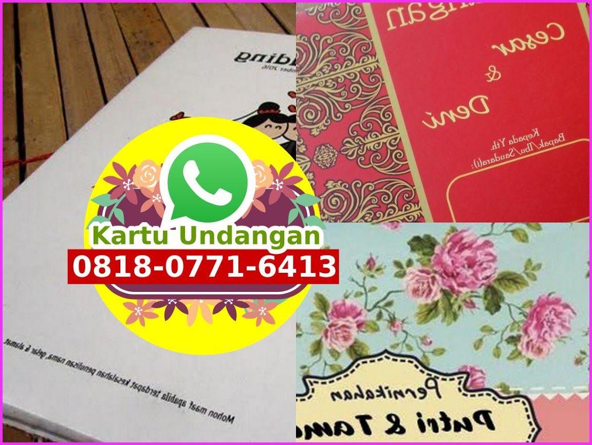 Contoh Kartu Undangan Formal Dalam Bahasa Inggris Beserta Artinya O818 O771 6413 Whatsapp Undangan Pernikahan Contoh Undangan Pernikahan Pernikahan Murah