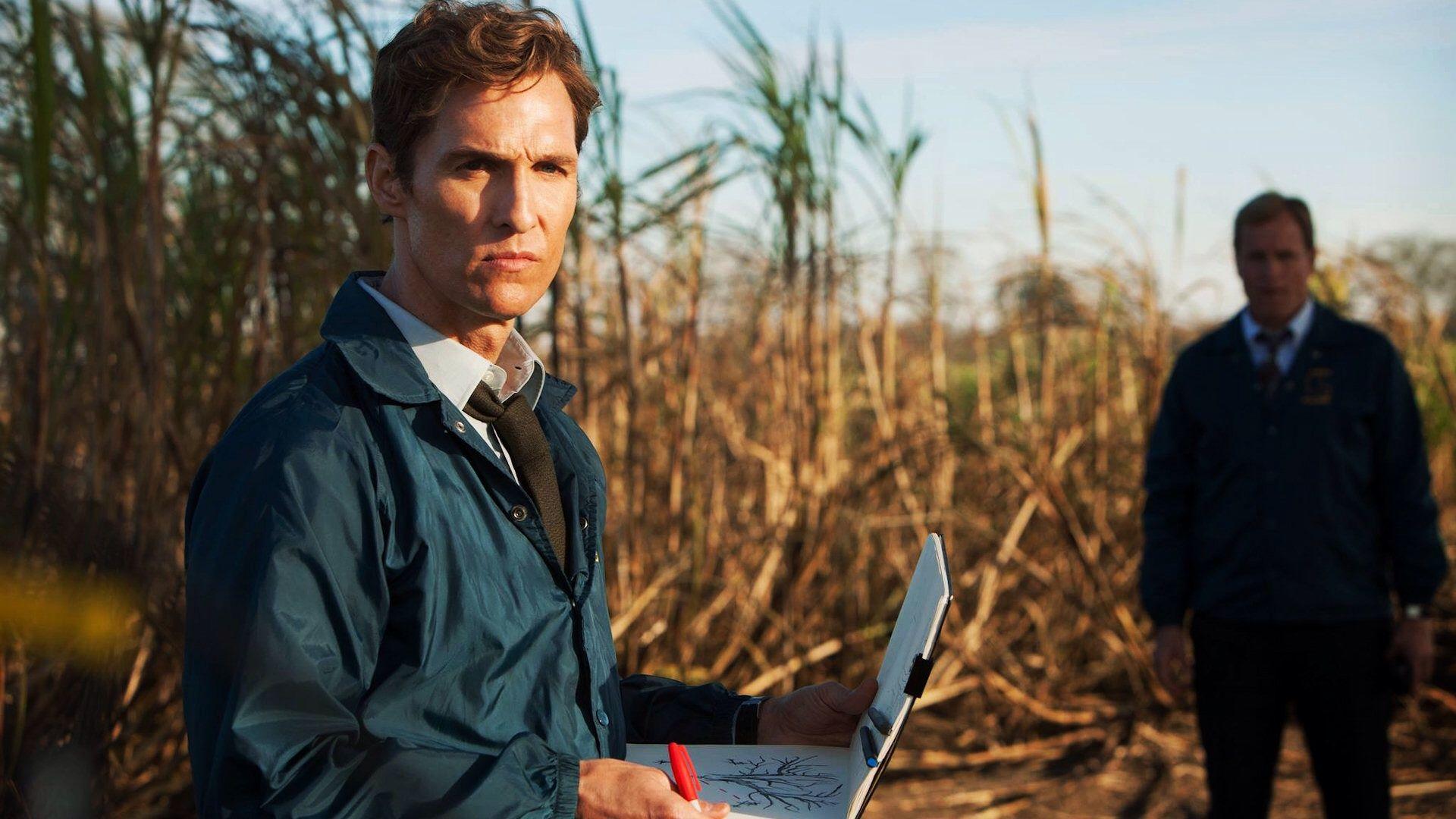 Le Detective Et Son Celebre Carnet Vraie Detective True Detective Saison 1 Matthew Mcconaughey