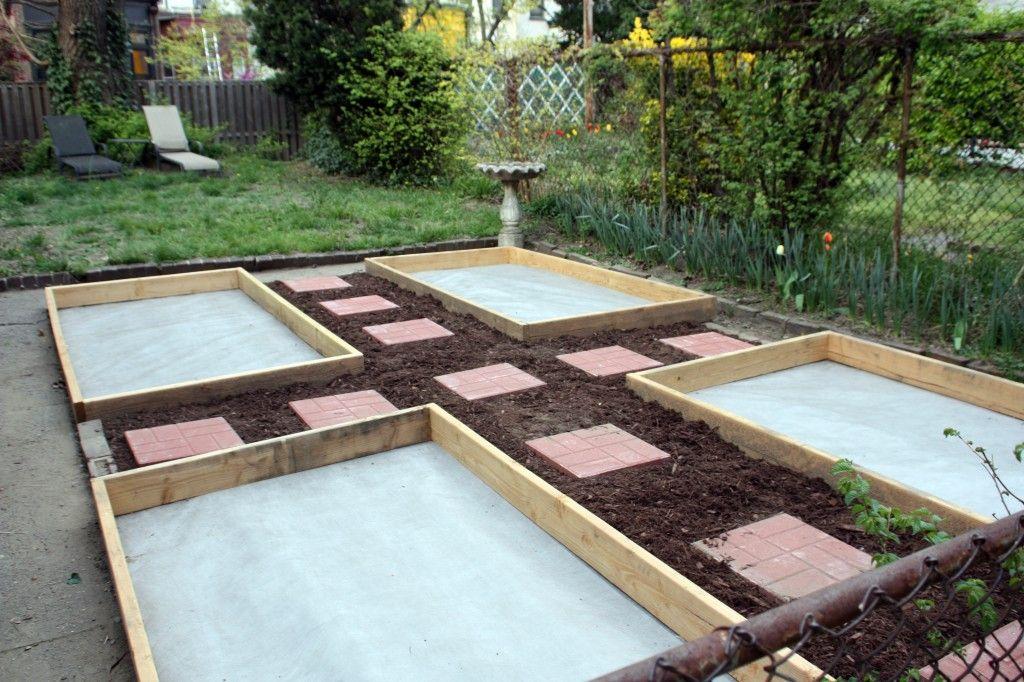 Garden 2012 – Week 2