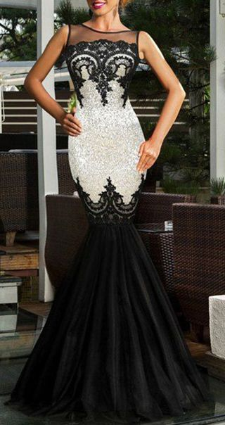 f5cb57703f3 ... party night club dresses Sequined Floor length Dress Plus Size. Sequined  Fishtail Dress