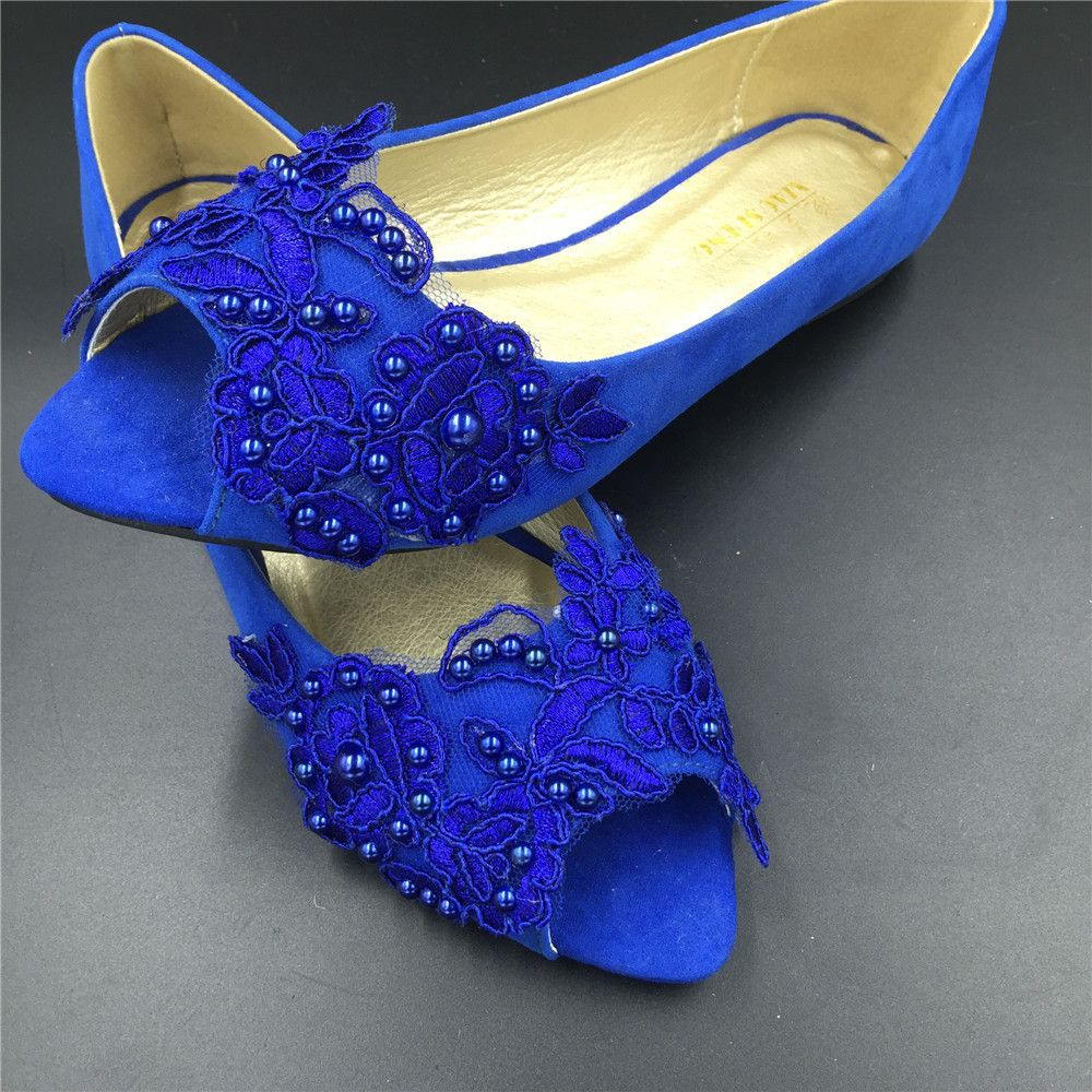 26+ Royal blue flat shoes for wedding ideas in 2021