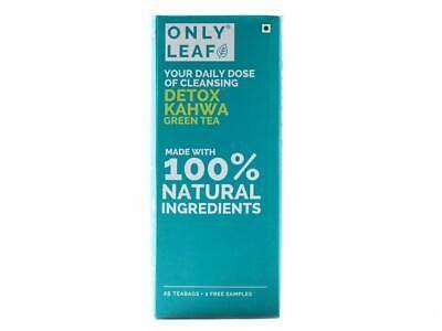 Photo of Advertisement – Onlyleaf Detox Kahwa Green Tea, 27 Tea Bags (25 Tea Bags + 2 FRE…